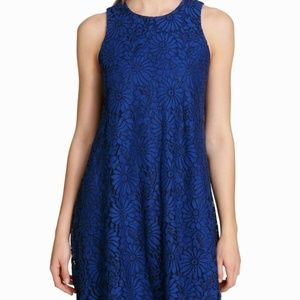 ommy Hilfiger Lace Shift Dress